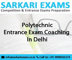 polytechnic entrance exams