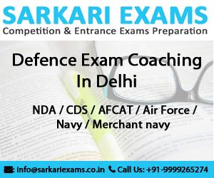 defence exam